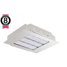AOK-120WiR  LED Canopy Light, 160-200W HPS/MH Replacement