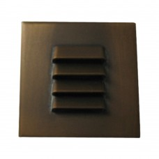 Recessed Mini Accent Light 2W Matte Bronze
