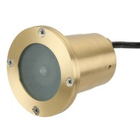 Brass Underwater Light