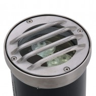 ADJ. 2/3/6/1LED Well Light with Grate