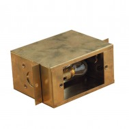 13W Recessed Box Only