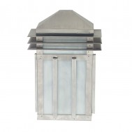 Flush Mount Lantern Medium Base