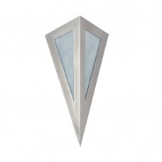 Sconce Brushed Stainless Steel