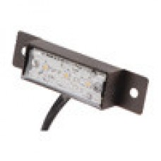 2 Watt 9-15V LED Rectangular Engine 125 Lumens