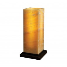 Honey Onyx Patio Light