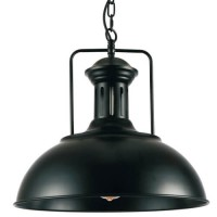 Iron Pendant Light PT605(BLACK)