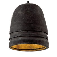 Concrete Pendant Light PC316A.PC316B