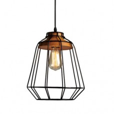 Wood Pendant Light WZL002