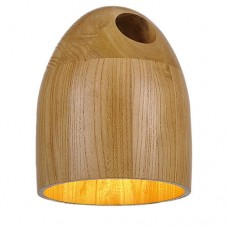 Wood Pendant Light WZL006
