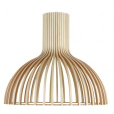 Wood Pendant Light WZL027