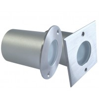 Stainless Steel LED Recessed Round Walkovers YS3FSS13RGB