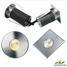 Outdoor In-ground Lights YS3CSS15W