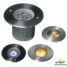 Waterproof Inground Led Lights YS3BRS33W/YS3BRA33W